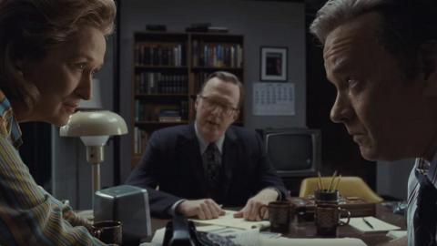 湯漢斯、梅麗史翠普首度合作 重現新聞界與美國政府角力