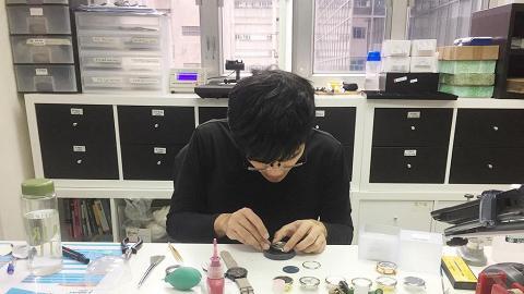 史丹福碩士寧棄厚職 只為創香港本土客製手錶品牌推全球