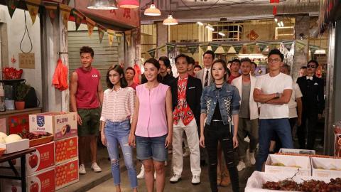 陳煒成為《果欄中的江湖大嫂》焦點 劇中6個女角配搭好新鮮