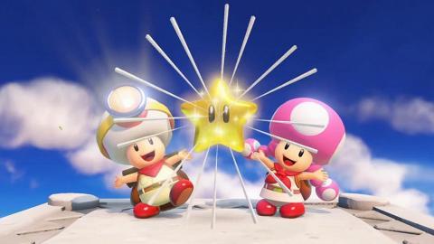 《前進吧!奇諾比奧隊長》7月登陸Switch 射敵人尋寶攞星星過關
