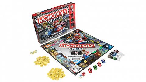 Mario Kart大富翁登場 賽車玩法!放道具跣對手跌金幣