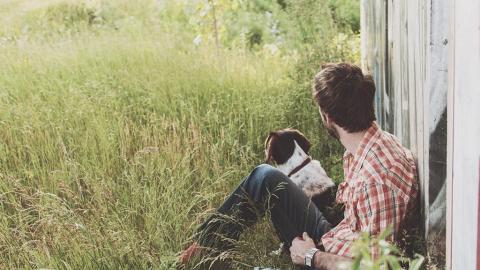 養狗有助脫離單身! 研究:養狗男更易攞到女仔電話