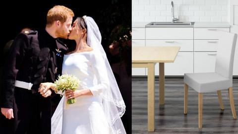 【哈里王子大婚】IKEA神級公關再現!過萬網友Like爆抽水廣告