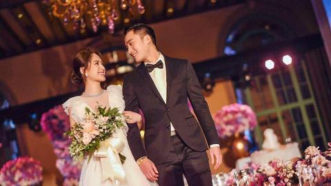 【阿嬌結婚】與台仔賴弘國在美國拉埋天窗!好友Sa、Joey見證出嫁
