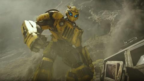 變形金剛推出首部外傳電影 《大黃蜂》12月上映