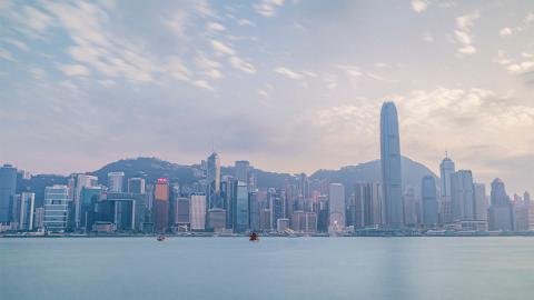 台灣網民對香港充滿好奇 搞笑問:香港人是不是都有香港腳?