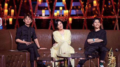 【幻樂之城】王菲上綜藝節目共譜音樂故事!驚喜現場演繹《夢中人》