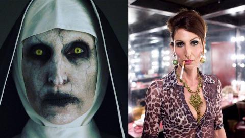 【詭修女】女演員Bonnie Aarons天生「巫婆鼻」 演恐怖角色二十多年終捱出頭