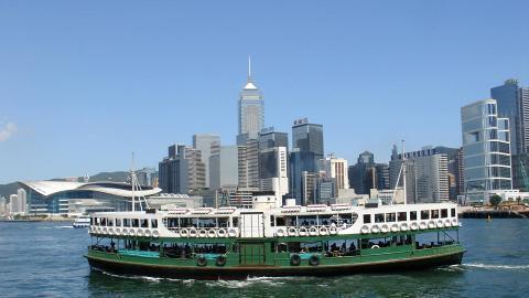 【施政報告2018】中環往來紅磡渡輪線2月復辦!維港「水上的士」循環線9月啟航