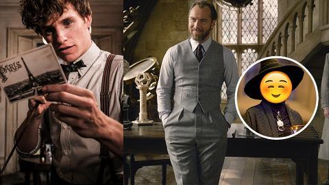 【怪獸與葛林戴華德之罪】鄧不利多以外 另一哈利波特經典角色現身續集