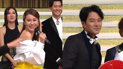 【TVB台慶】藝人放閃愈來愈高調 黃翠如示愛:我喺公司搵到條佬!