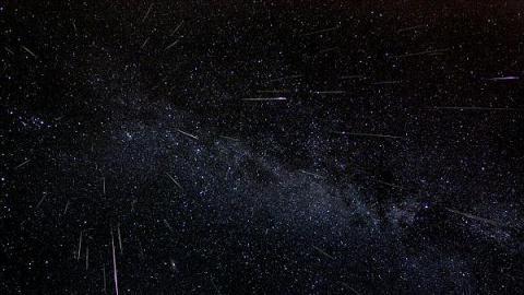 【天文現象2018】雙子座流星雨12月上演 觀測條件極佳高峰期每小時達120顆