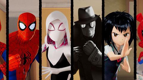【蜘蛛俠:跳入蜘蛛宇宙】點止彼得柏加  少女版、豬版都在漫畫出現過