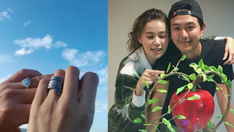 與黃翠如4月於新西蘭註冊結婚 蕭正楠大爆第一次求婚瘀事