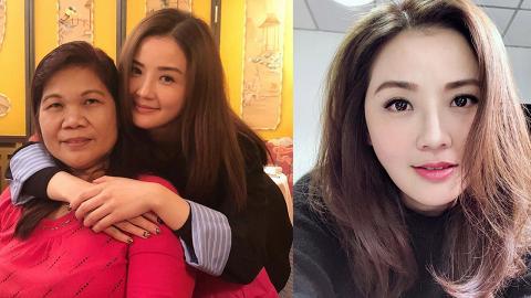 蔡卓妍再遇失去聯絡25年的工人姐姐 互相視為至親:她銀包仍放我小時候的照片
