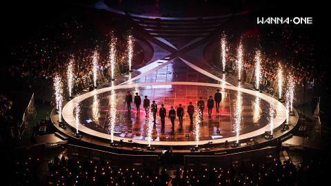 Wanna One告別演唱會朴志訓驚喜騷肌!粉絲目送成員爆喊逐一離台