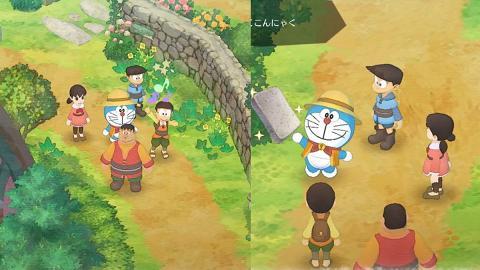 【Switch】《多啦A夢牧場物語》繁中版登場!大雄用法寶耕田體驗牧場生活