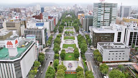 日本北海道札幌市 節約能源 建設環保市鎮