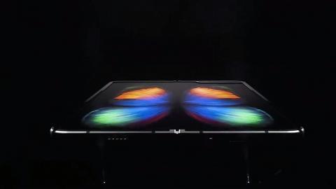 【三星發布會2019】三星首部6鏡頭摺屏機Galaxy Fold面世  9大重點全面睇