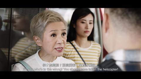 葉德嫻零酬勞拍攝運輸署短片拍足3日 最愛路見不平:我而家鬧人仲係好叻!