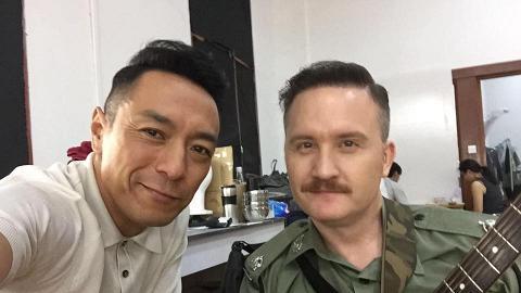 【福爾摩師奶】「御用外國人」布偉傑離巢TVB 進軍荷里活發展賺錢養家
