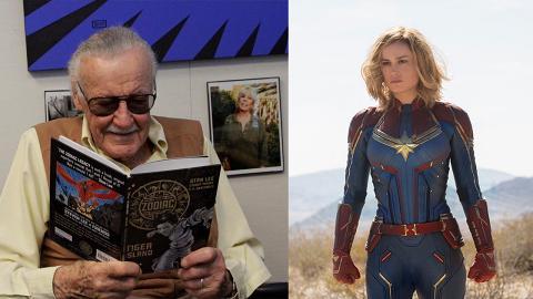 【Marvel隊長】向Marvel之父Stan Lee致敬!不止一個令粉絲淚崩的史丹李彩蛋