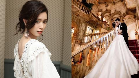 歐洲古堡拍攝華麗婚照!Janice Man文詠珊今年10月與內地富商男友拉埋天窗