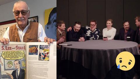 【復仇者聯盟4】初代復仇者大談對Marvel之父印象 美國隊長:他給我家的感覺
