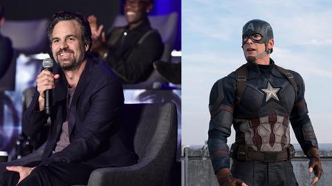【復仇者聯盟4】Marvel「劇透王」再發功! 變形俠醫透露疑美國隊長結局