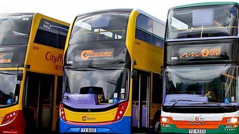 新巴城巴升級版新巴士率先曝光 上層座位顯示屏/椅背USB充電/車速限制減速裝置