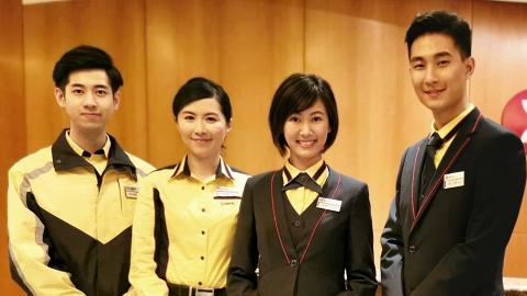 港鐵宣布今年第四季推全新員工制服 網民笑稱同大家樂經理及皇帝企鵝撞衫