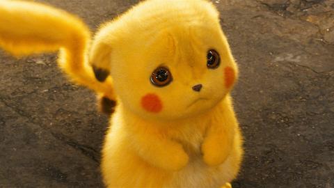 【POKÉMON神探Pikachu】比卡超高清wallpaper流出!可愛抬頭紋成焦點