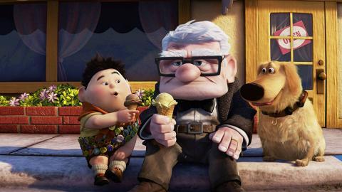 Pixar經典動畫《沖天救兵》(Up)上映10周年!從電影中學會6個幸福之道