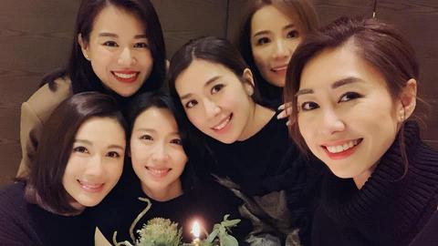 TVB又一女藝人陷桃色事件!姚子羚疑捲入四角戀 被爆做三奶