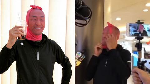 【鐵探】接力惠英紅爽快找數!「Bingo」姜皓文笠紅色絲襪買咖啡