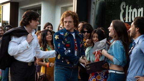 【搖滾太空人】搖滾巨人Elton John艾頓莊傳奇搬上銀幕 呈現超越限制級人生