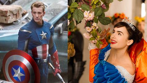 【白雪公主】迪士尼開拍真人化電影 Chris Evans與Lily Collins成主角熱門人選
