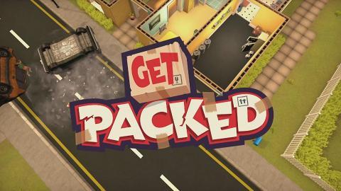 全新友誼終結搬屋遊戲《Get Packed》!4人合力搬傢俬橫衝直撞玩到失控