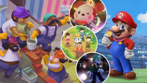 【Switch】2019下半年10款Switch新遊戲 Mario/Pokemon/迪士尼/多啦A夢/Marvel
