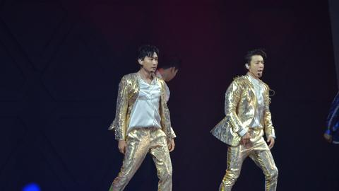 【Super Junior D&E演唱會】SJ子團香港開騷 東海驚險信心之躍/銀赫大跳辣身舞