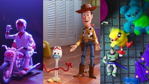【反斗奇兵4】奇洛李維斯加盟聲演!入場前率先睇Toy Story4七大新角色