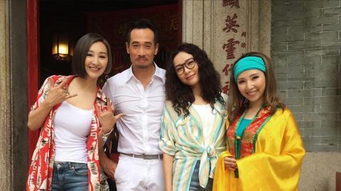 TVB微博抽起田蕊妮新劇宣傳 傳李佳芯遭雪藏 劇集抽起兼續集換人