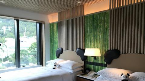 香港主題樂園區內酒店大減價 人均約$300入住海洋公園萬豪酒店