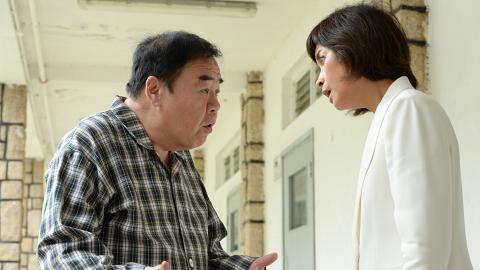 【街坊財爺】鄭則仕最瘦時期造型公開!意外激似某TVB綠葉演員