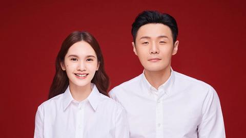 李榮浩楊丞琳上載正式結婚照 甜蜜回應秘婚消息:祝福我們收到了