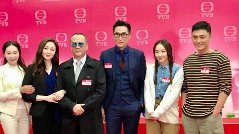 傳TVB新劇因題材問題低調試造型罕有不邀請記者 歐陽震華等演員靠自己微博宣傳