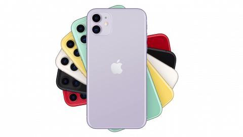 【Apple】蘋果獲最新設計專利!透露未來iPhone背面蘋果Logo或會發光+變色