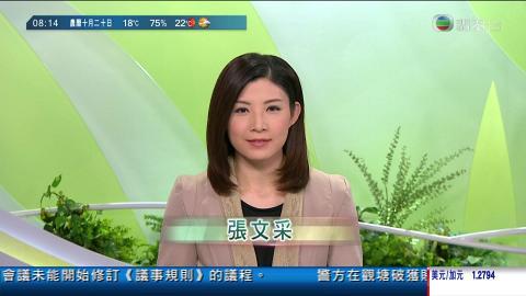 又一新聞小花離巢 張文采為TVB效力10年 傳9月已遞交辭職信