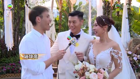與黃耀英同是左撇子結緣相愛6年 東張女神李旻芳出嫁忍痛紋下婚戒