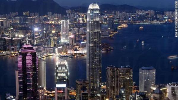 香港有多達 1,251 幢摩天大樓